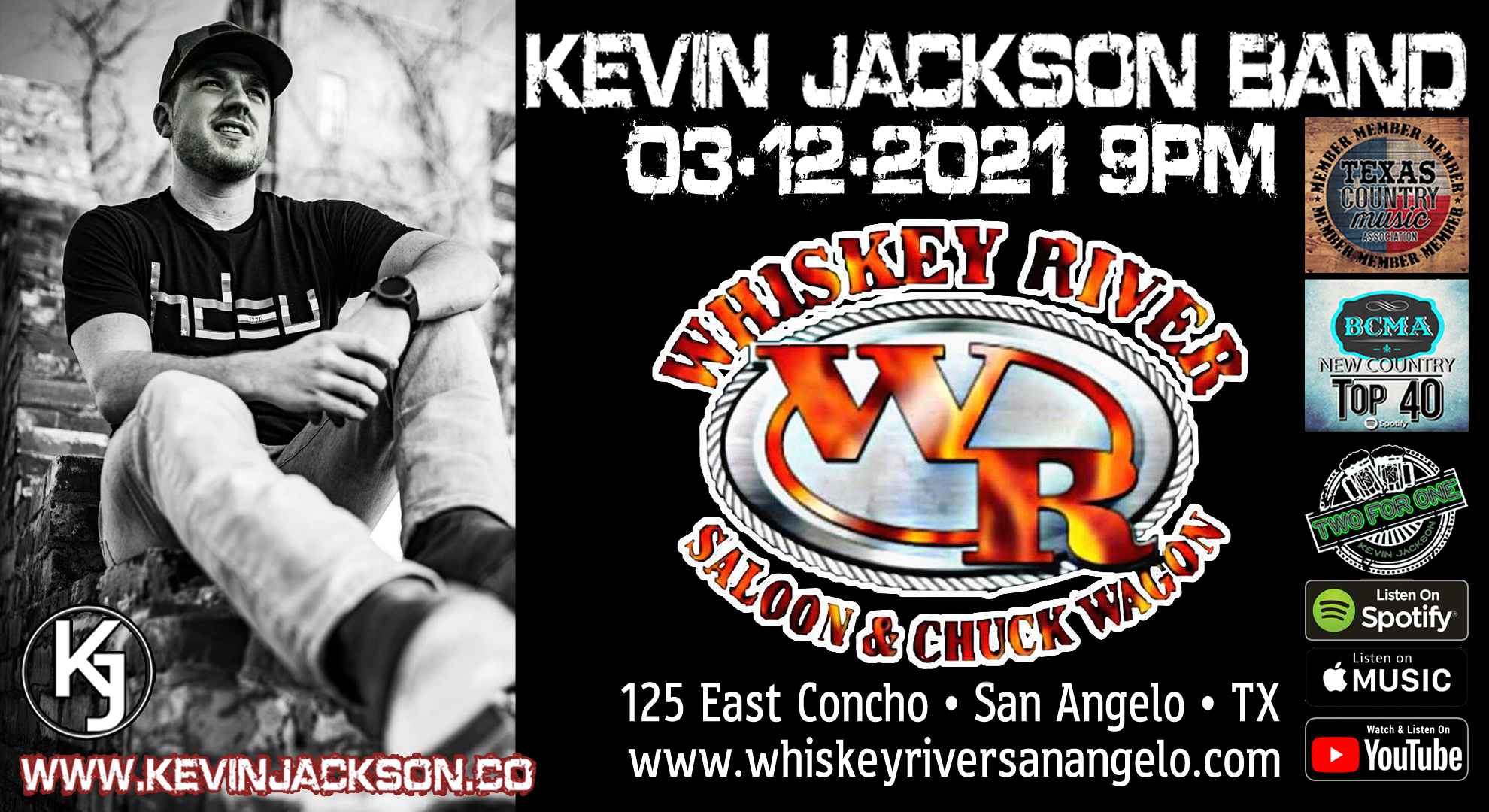 Kevin Jackson_Whiskey River_03-12-2021_0