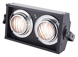 Leap Audio Strobes and Blinder lighting hire