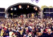 Festival Speaker PA System Hire Gloucester