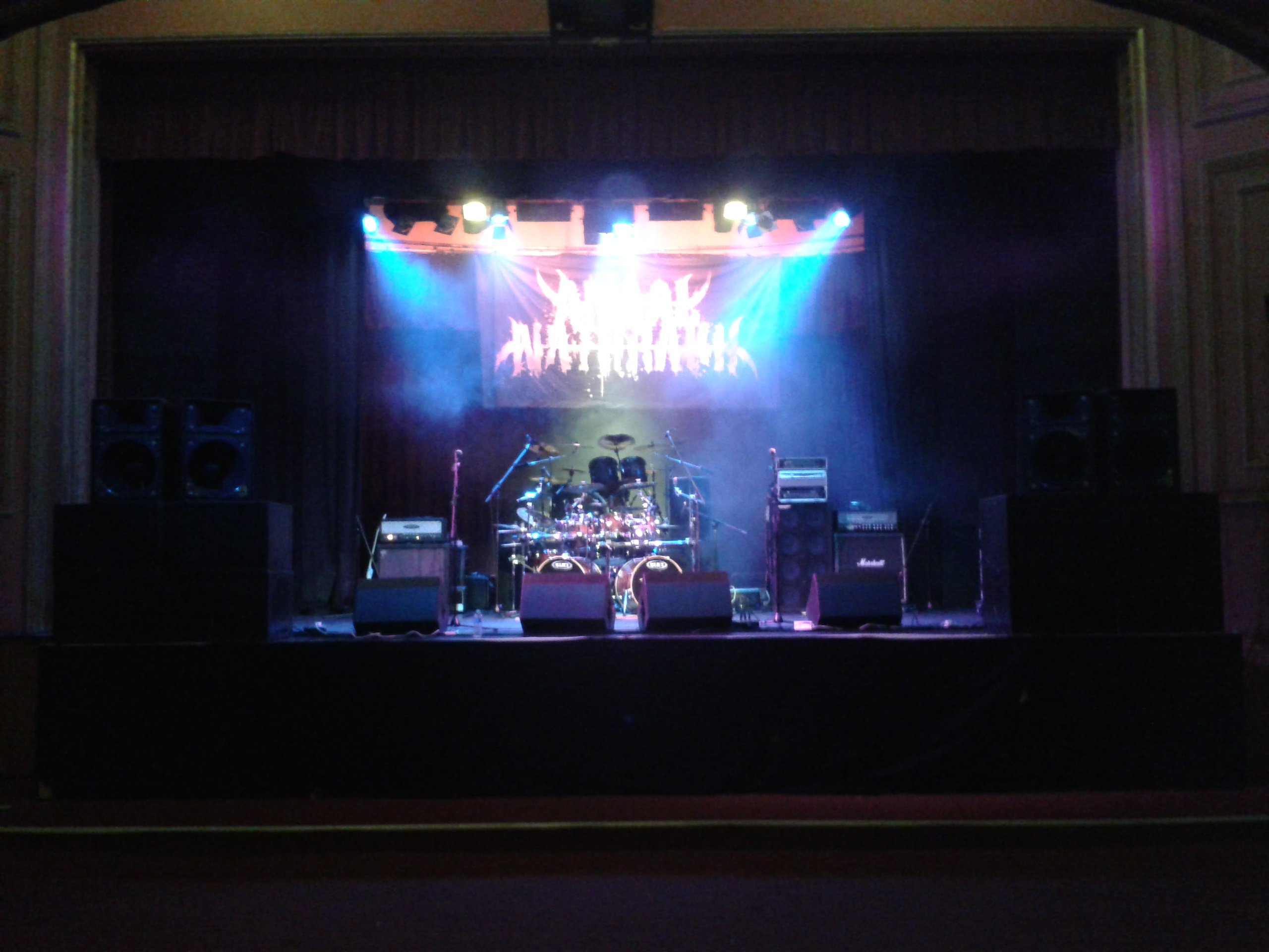 Major bands - Anaal Nathrakh