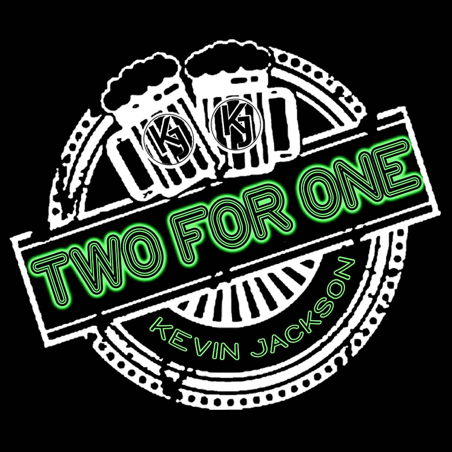 Kevin Jackson_TWO for ONE_LOGO