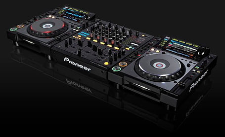 Pioneer CDJ DJM Hire Gloucester