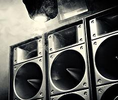 Leap Audio - Loudspeaker hire
