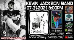 Kevin Jackson_WONKEY DONKEY_07-31-2021_1