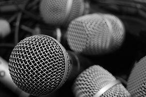 Leap Audio - Microphone hire.