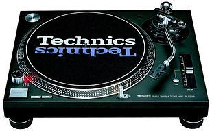 Leap Audio Technics Turntable Hire