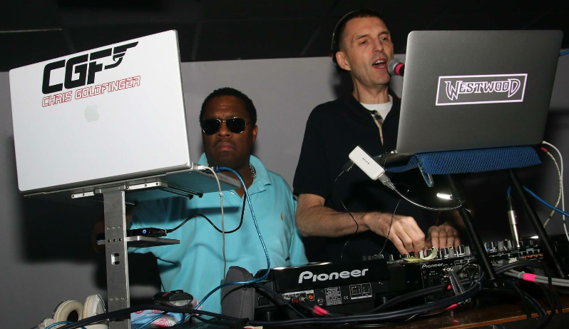 Tim Westwood/Chris Goldfinger Radio1