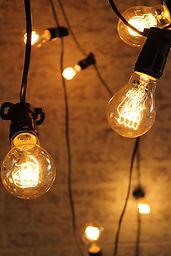 Festoon lighting hire Gloucestershire