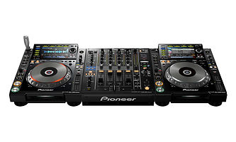 Leap Audio CDJ2000 nexus and DJM900 Nexus Hire Gloucester