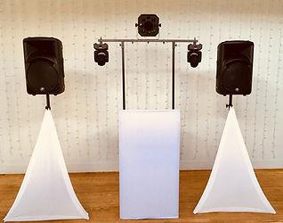 Leap Audio Wedding DJ Disco hire Gloucestershire