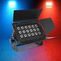 Leap Audio LED Lighting Hire Gloucester