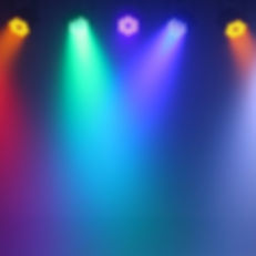 Leap Audio - LED lighting hire