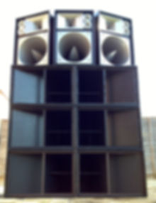 Leap Audio - pa hire gloucester, thunder ridge speakers, thunder ridge sound systems,
