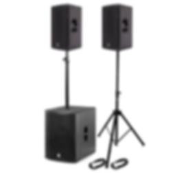 DIY Party Speaker Hire