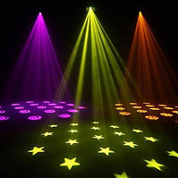 Disco Party Lighting Gloucestershire