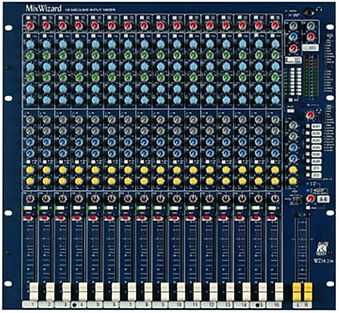 Allen and Heath Mixwizard