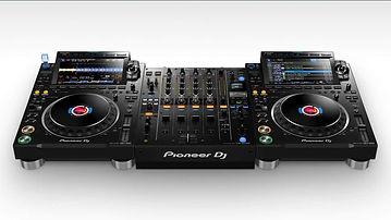 pioneer cdj 3000 hire Leap Audio Gloucestershire