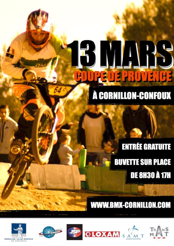 Invitation 4ème manche Coupe de Provence