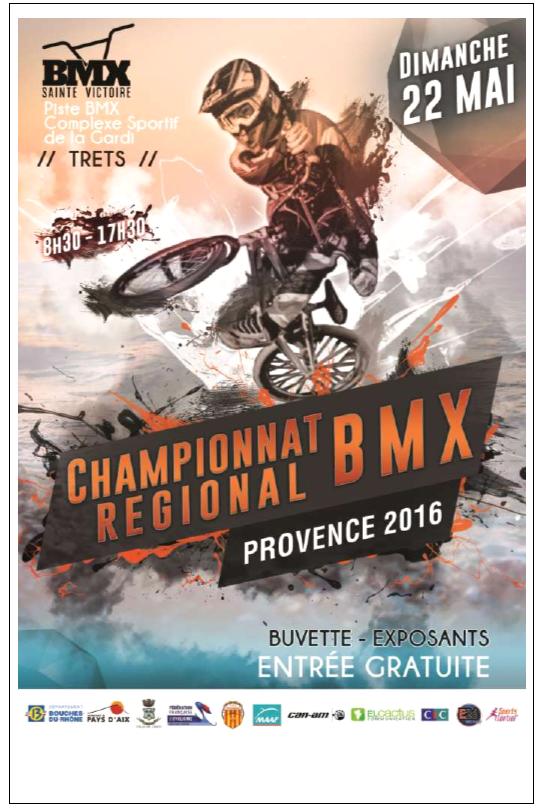 Championnat Régional à Trets le 22 mai