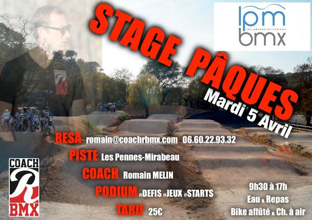 Stages Coach'R BMX