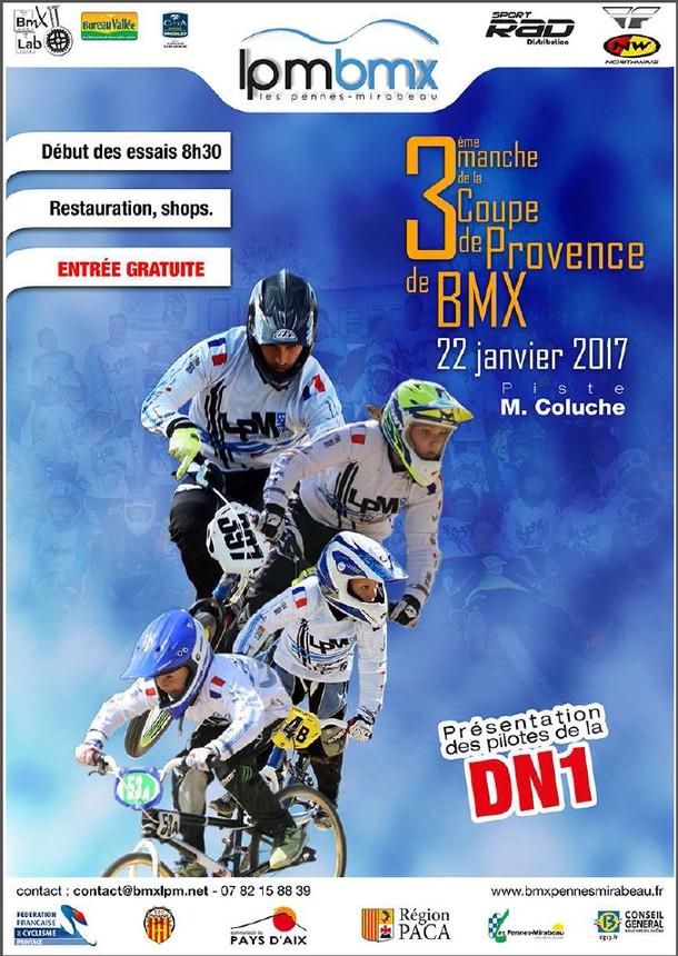 3ème manche Coupe de Provence