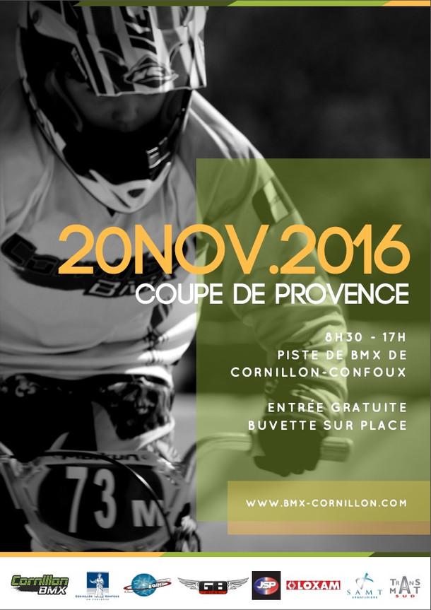 Ouverture Coupe de Provence à Cornillon !