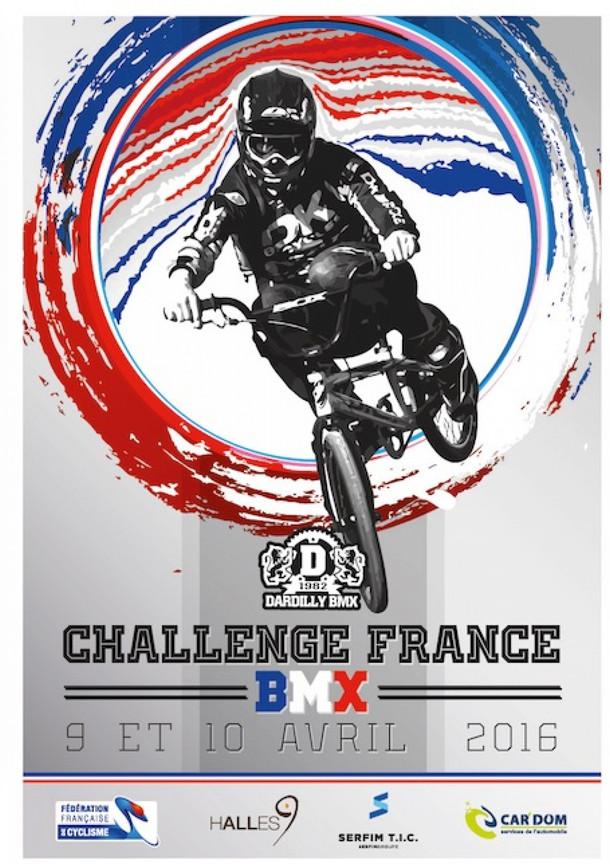 1ère manche challenge France à Dardilly