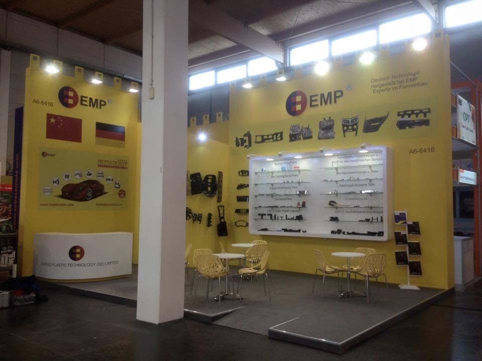 EMP 2015 PLASTIC GERMANNY