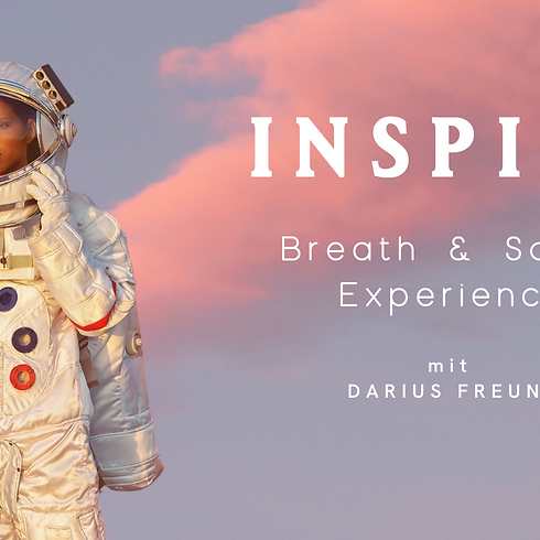 INSPIRE Breath & Sound Experience