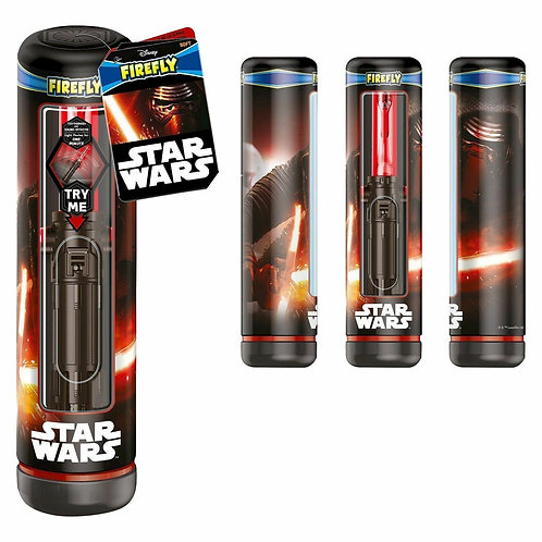 Firefly Star Wars Kylo Ren Light Saber Toothbrush Soft Bristles (2 packs)