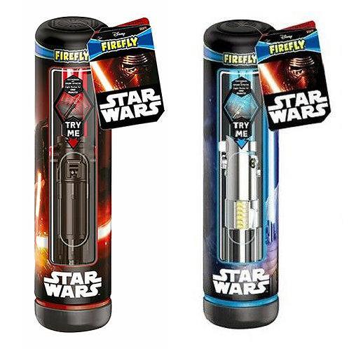 Firefly Star Wars Kylo Ren & Rey Light Saber Toothbrush Soft Bristles (2counts)