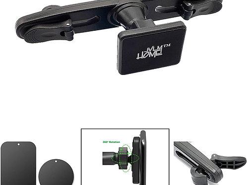 JVLM HOME Universal Headrest Rear Pillow Magnetic Car Tablet Mount holder 360
