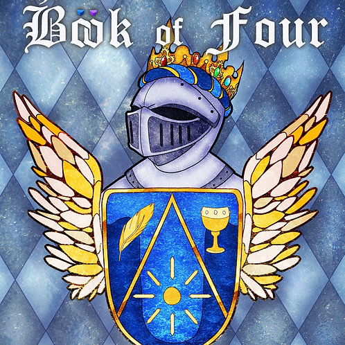 The Book of Four ~ The Crown of Life