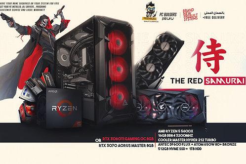 The Red Samurai 2
