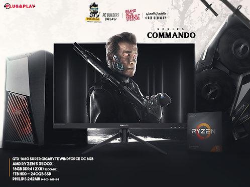 The Comando