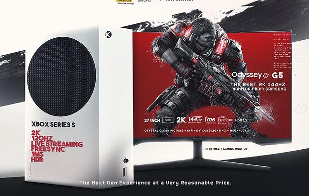 Xbox Series S Odyssey Bundle