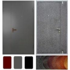 купить тамбурную дверь металлическую недорого