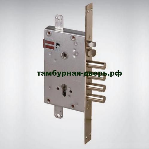 тамбурная дверь с электромеханическим замком купить