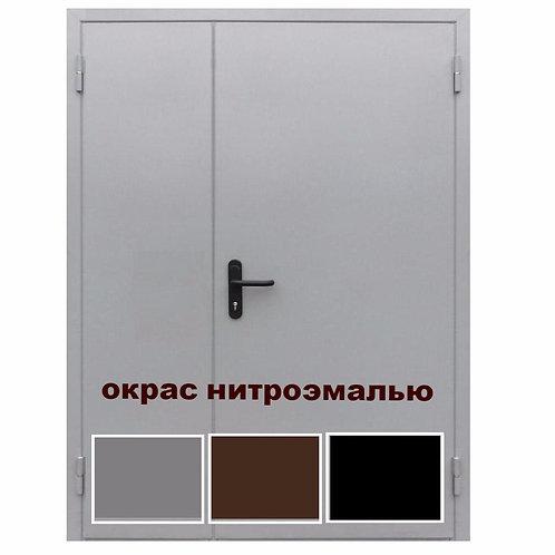 дверь противопожарная двупольная ДПМ 01-60