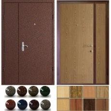 Тамбурная дверь у4.купить тамбурные двери в москве