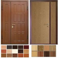 купить тамбурную деревянную дверь