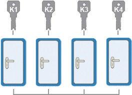 мастер система для квартирых и тамбурных дверей и дветамбурной двери