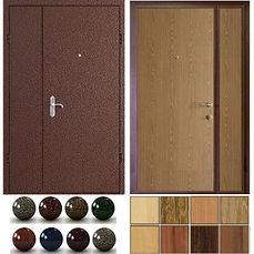 тамбурная дверь престиж цена с установкой под ключ