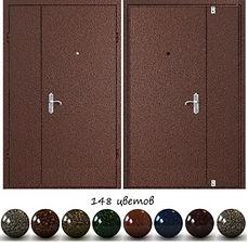 тамбурная дверь Фокстротцена с установкой под ключ