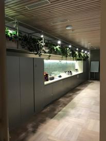 Frames kitchen unit