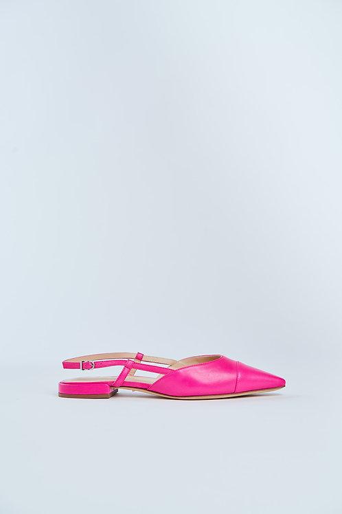 UNÜTZER Slingback Sandale