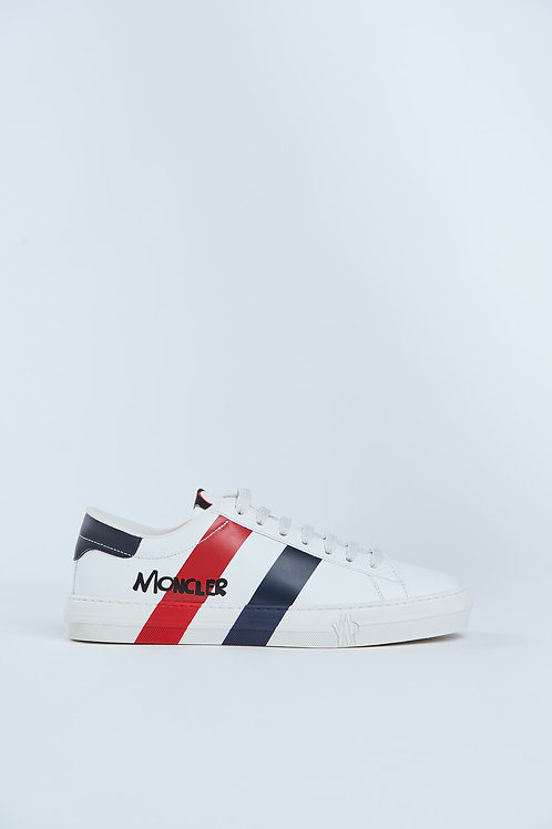 Moncler Low Top Sneaker Tri-Color