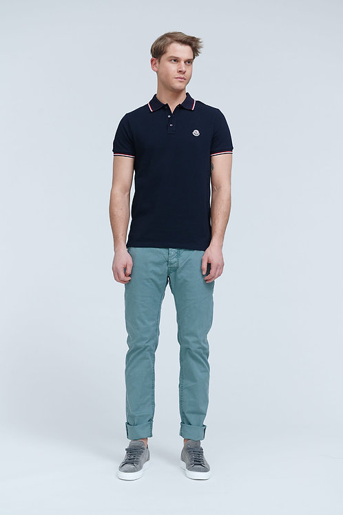 MONCLER Poloshirt Piqué