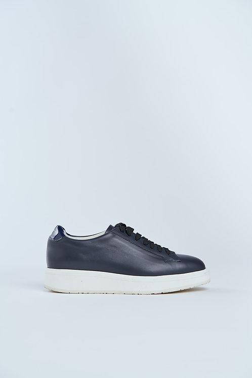 SANTONI Sneaker aus Leder