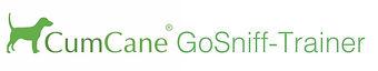 CumCane - GoSniff-Trainer - Logo - Farbe